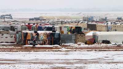 مساعدات إماراتية بـ 5 ملايين دولار للاجئين السوريين بلبنان