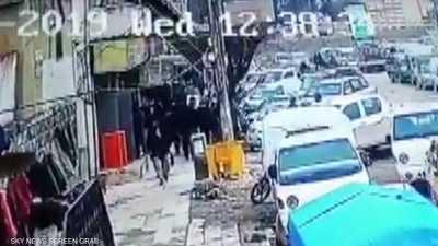 مقتل جنود أميركيين بمنبج.. وفيديو للحظة التفجير الانتحاري