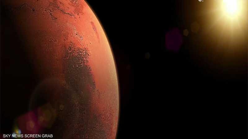 الروبوتات تستوطن المريخ قبل البشر