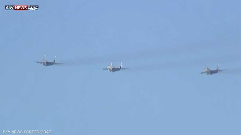 مقاتلات حربية ترافق طائرة بوتن في صربيا