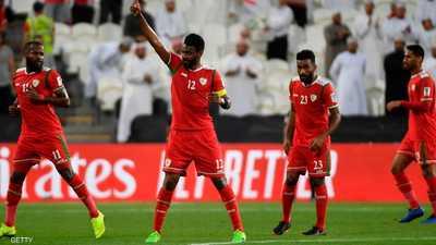 تفوق عماني في المباراة