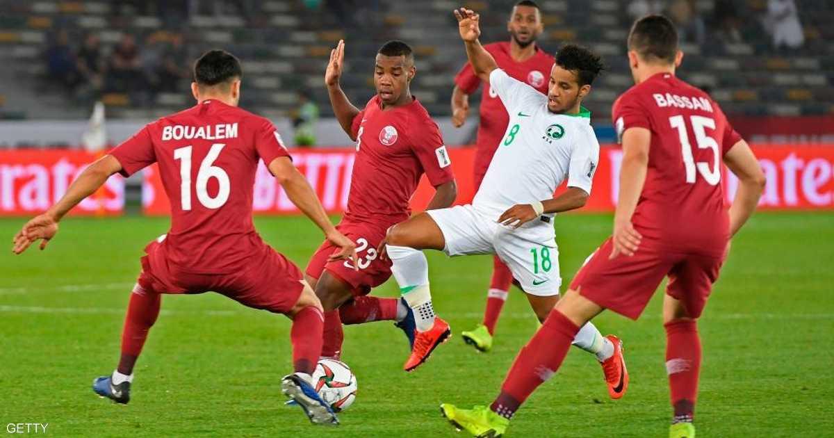 قطر تتخطى السعودية وتحسم الصدارة.. ولبنان يودع كأس آسيا
