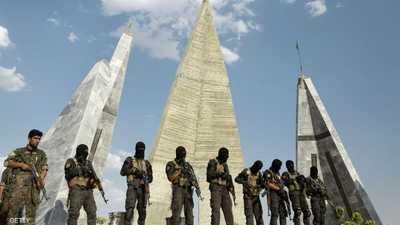 قوات سوريا الديمقراطية المدعومة أميركيا نجحت في دحر داعش
