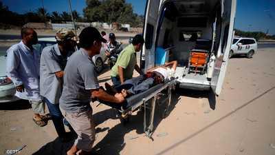ارتفاع ضحايا الاشتباكات في محيط العاصمة الليبية