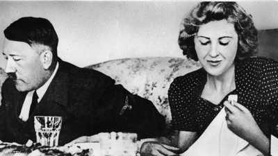 """مؤرخ يكشف سرا جنسيا غريبا عن هتلر و""""عشيقته"""""""
