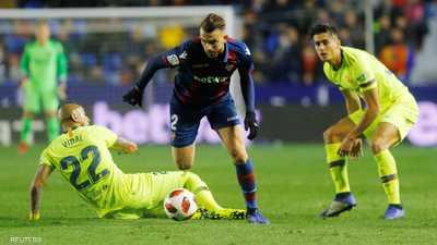 خبر سار لعشاق برشلونة.. اتحاد الكرة يرفض شكوى ليفانتي