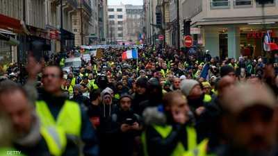 """فرنسا.. سبت السترات الصفراء في """"اختبار الحوار"""""""