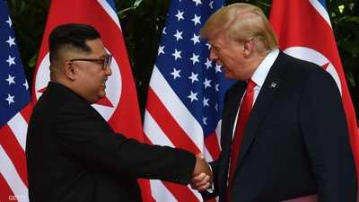 """ترامب """"يغازل"""" كوريا الشمالية قبل اللقاء المرتقب"""
