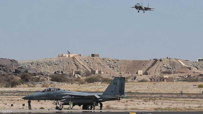 مقاتلات حربية سعودية