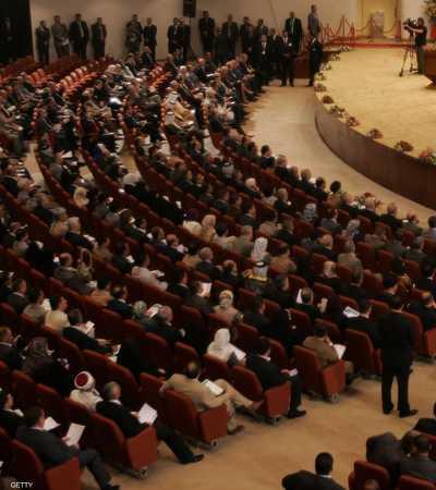إيران تسعى لتمرير مشروع القانون بالبرلمان العراقي - أرشيفية