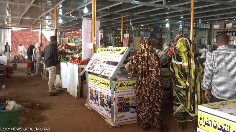 السودان.. أسواق البيع المنخفض تتصدى للغلاء