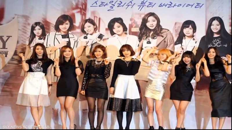حملة نسائية كورية للتخلي عن مساحيق التجميل