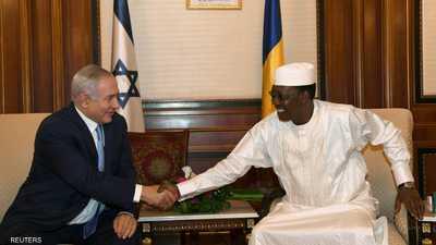نتانياهو يعلن عودة العلاقات الدبلوماسية بين إسرائيل وتشاد