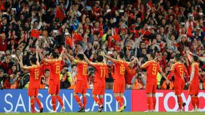 الصين تهزم تايلاند وتتأهل للربع النهائي