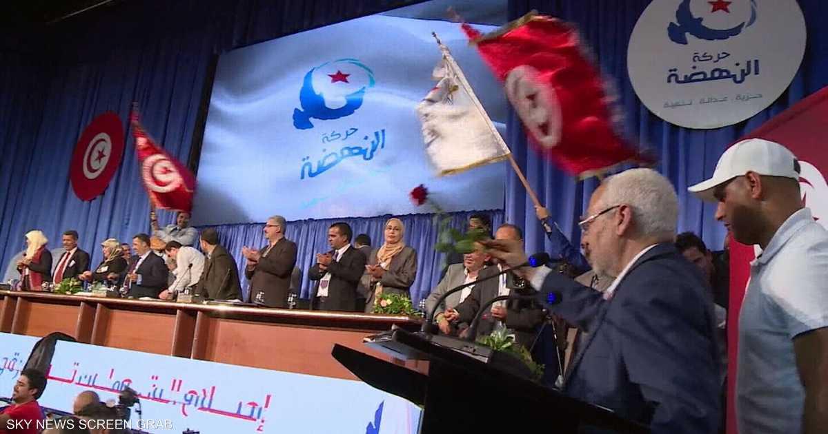 تونس.. حزب النهضة يتقدم في الانتخابات البرلمانية