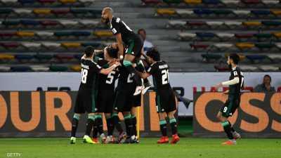 الإمارات انتزع فوزا صعبا الاثنين