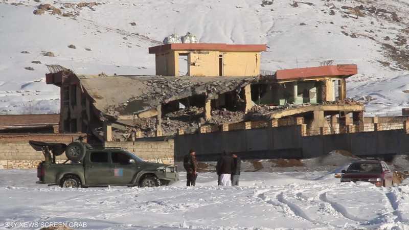 مقتل 120 عسكريا أفغانيا بهجوم لطالبان