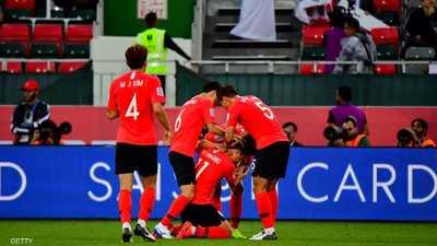 كوريا الجنوبية تتأهل إلى ربع نهائي كأس آسيا