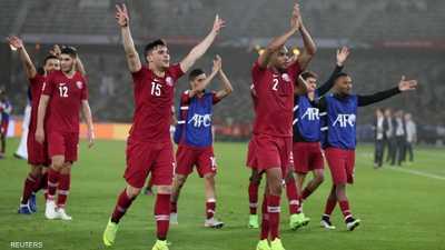 هدف قطر الأول حمل توقيع بسام الراوي