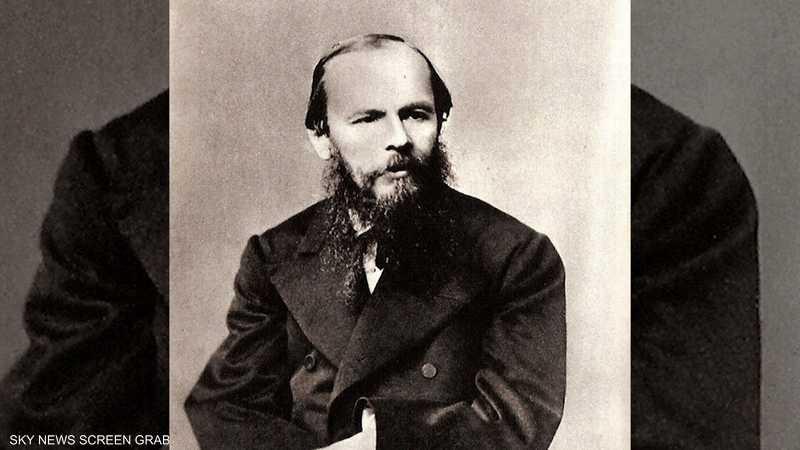 """تعرف إلى الروائي الروسي """"Dostoyevsky"""""""