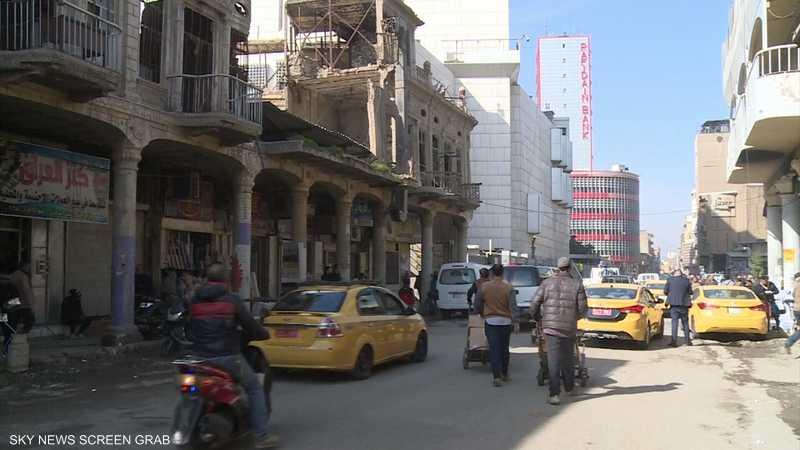 افتتاح شارع الرشيد يكشف حاجة مبانيه للترميم