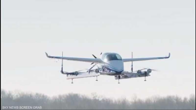 """بوينغ تكشف النقاب عن """"السيارة الطائرة"""""""