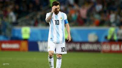 """ميسي ومنتخب الأرجنتين.. """"الخبر اليقين"""" في مارس"""