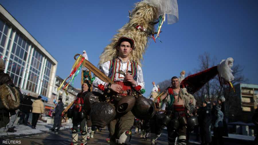 وشارك في المهرجان 7500 شخص، من تسع دول وهو رقم قياسي
