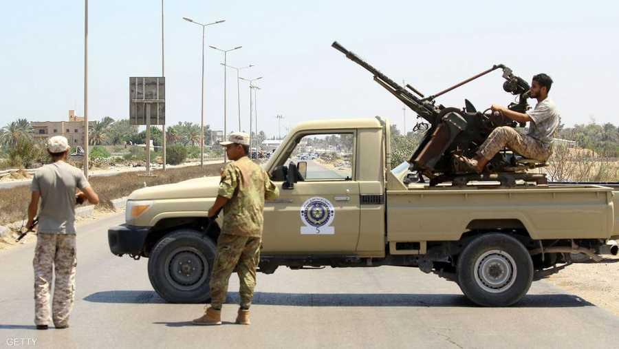 نتيجة بحث الصور عن سيطرة الجيش الليبي على الحدود.. ماذا تعني؟