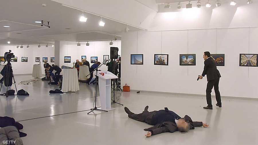 أبو حذيفة أكد معرفته بقاتل السفير الروسي