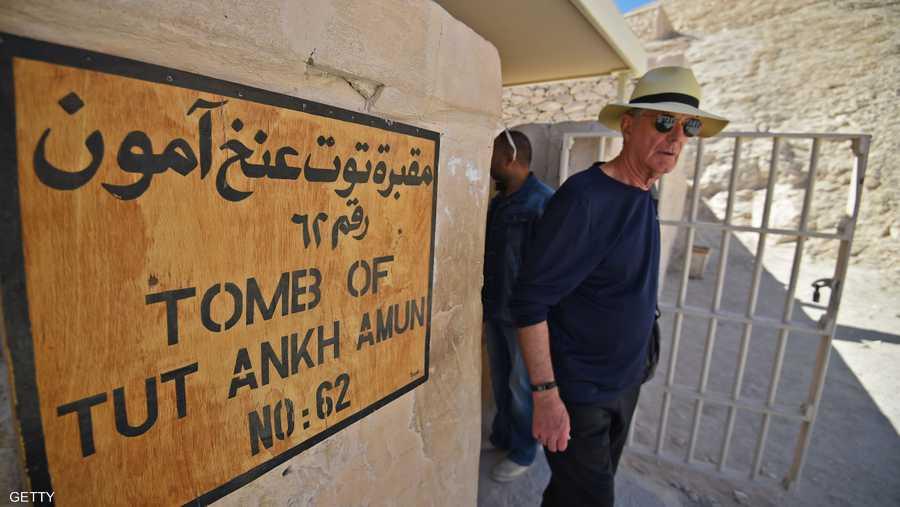 والآن، أصبحت المقبرة القابعة في وادي الملوك في الأقصر، جاهزة لاستقبال السياح من جمبع أنحاء العالم.