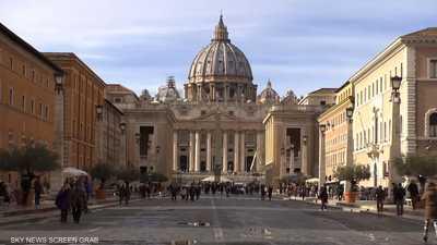 كنيسة القديس بطرس في الفاتيكان