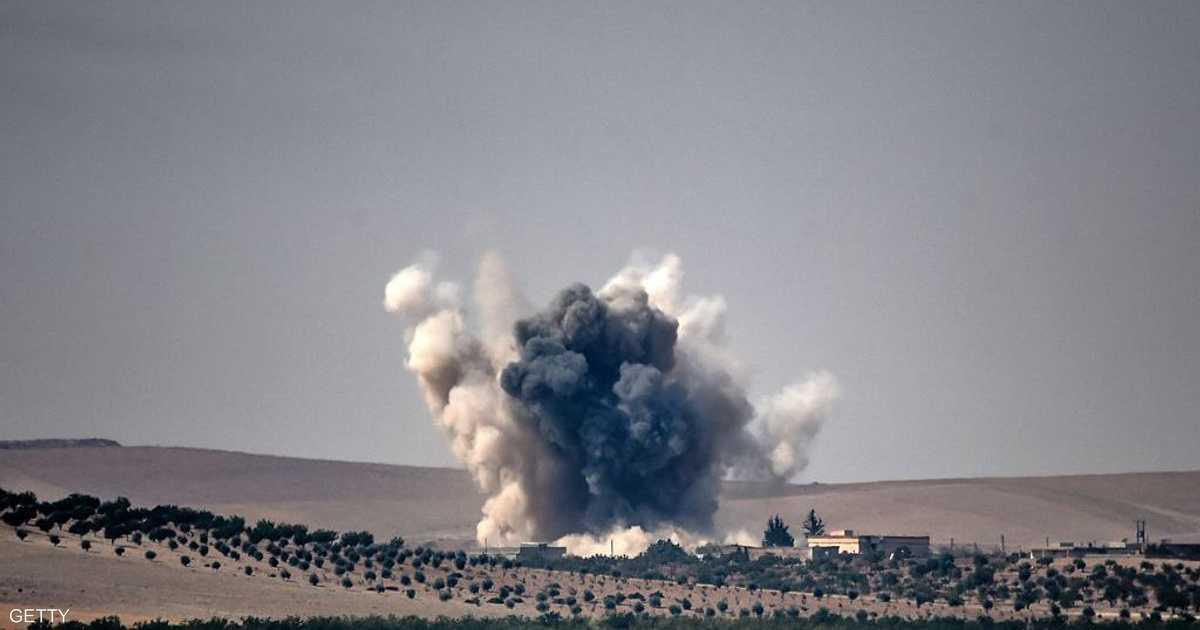 تفجير في منبج.. ودمشق تكثف قصفها للمنطقة العازلة