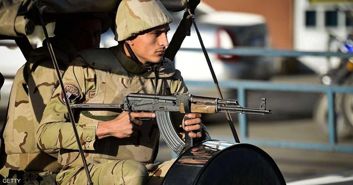 مصر.. الجيش يعلن القضاء على خلية إرهابية خططت لأعمال عدائية