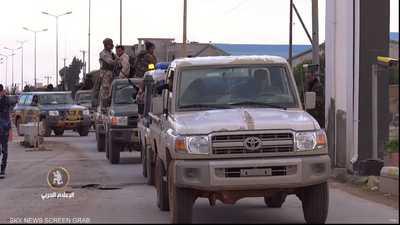 """الجيش الليبي يبسط سيطرته على """"مرزق"""".. ويطارد الإرهابيين"""