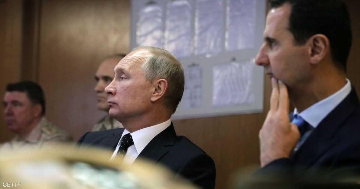 ماذا أراد بوتن فعلا من التدخل في سوريا؟