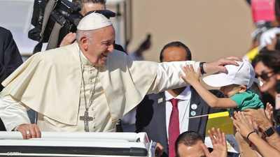 الشارع الإماراتي يتحدث عن زيارة البابا فرنسيس