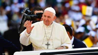 البابا فرنسيس يشكر الإمارات.. ويعبر عن إعجابه بأبوظبي