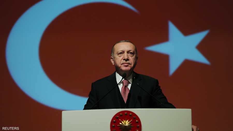 """ونددت الرئاسة التركية بتصريحات ماكرون، وترفض تعبير """"إبادة جماعية"""" بشأن ما حل بالأرمن، قائلة إنهم قتلوا خلال حرب أهلية ومجاعة متزامة."""