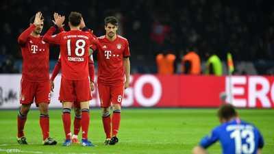 كأس ألمانيا.. بايرن ميونيخ يتأهل بصعوبة