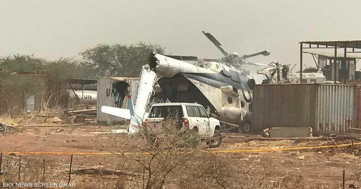 إثيوبيا تفقد طائرة عسكرية خارج حدودها.. والسبب