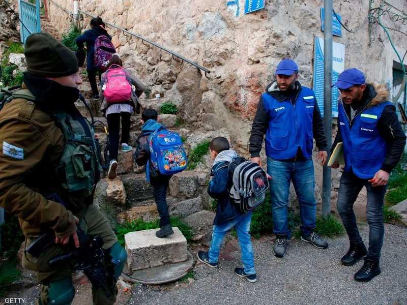 بعد طرد المراقبين من الخليل.. حل فلسطيني لحماية الأطفال 1-1226280.jpg