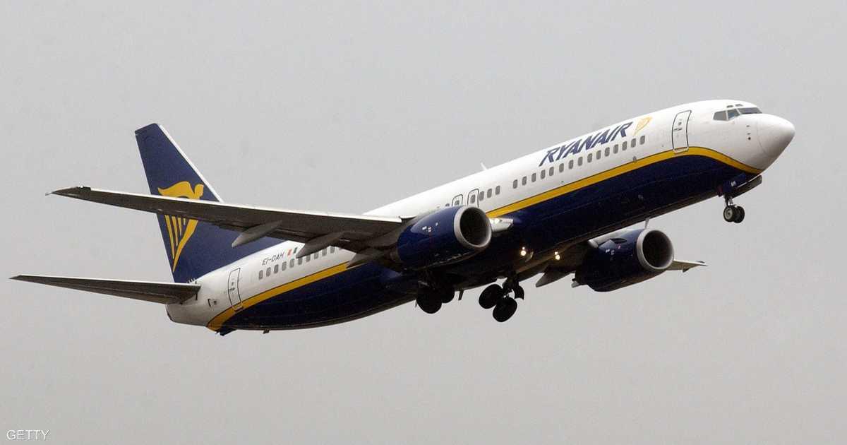مناورة درامتيكية تنقذ طائرتين.. وتصيب راكبا بكسر خطير
