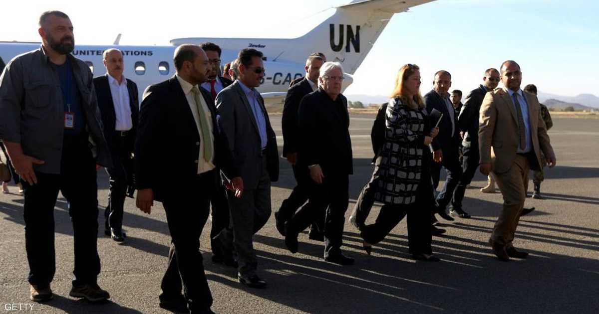 غريفيث في صنعاء للضغط على الحوثيين