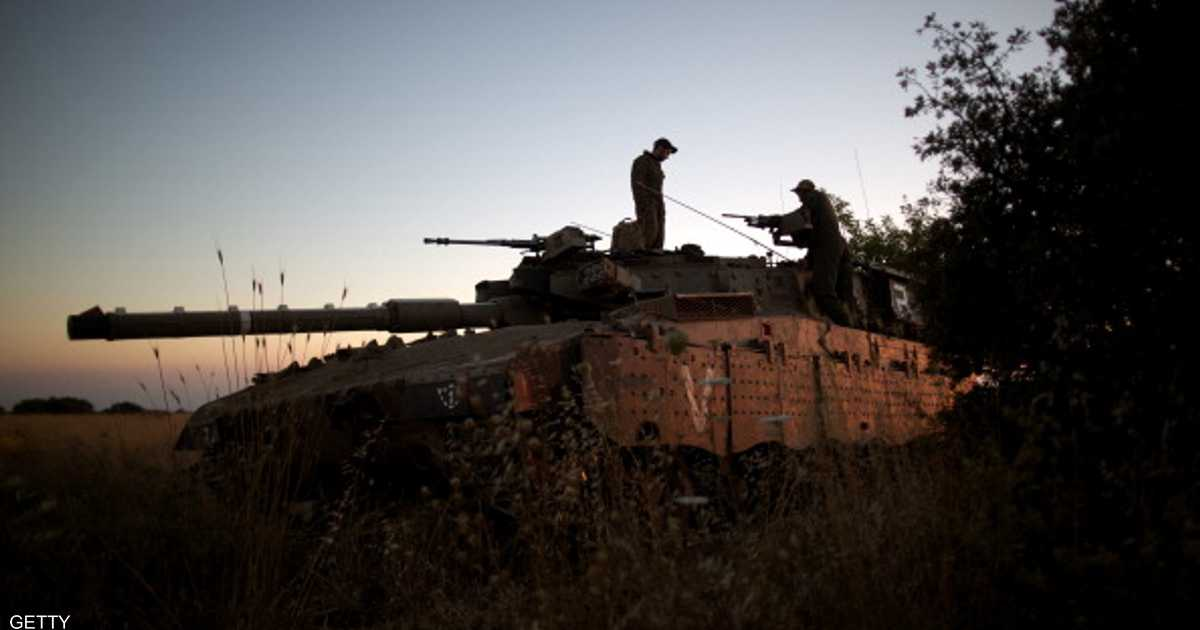 قصف مدفعي إسرائيلي يستهدف مواقع في سوريا