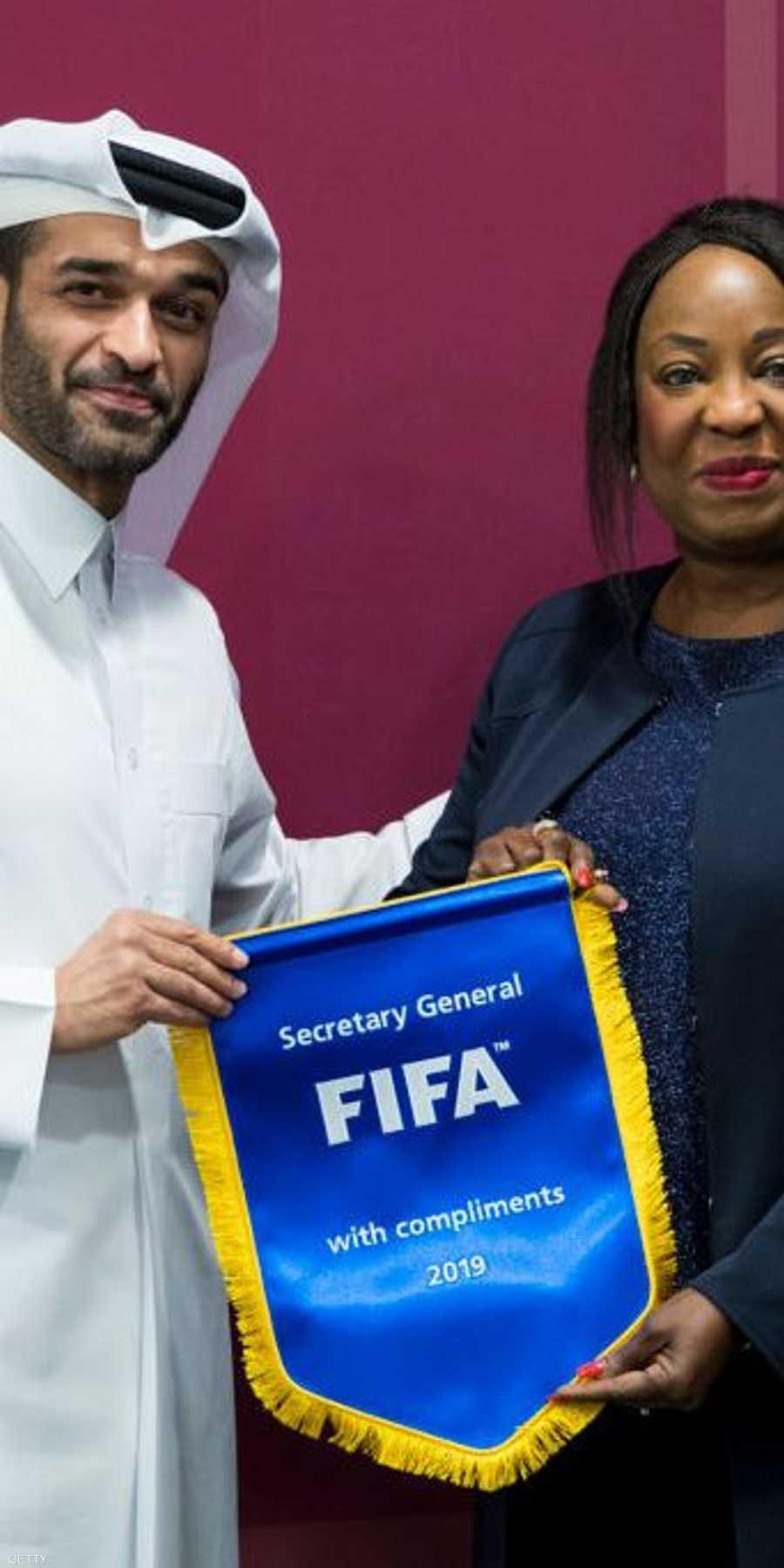 """قطر حصلت على تنظيم مونديال 2022 بطرق """"مشبوهة"""""""