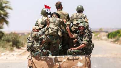 """موسكو: مقتل 23 جنديا سوريا خلال صد هجوم لـ""""الإرهابيين"""""""