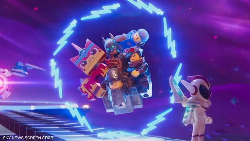 """""""The Lego Movie 2"""" يتصدر الشباك الأميركي"""