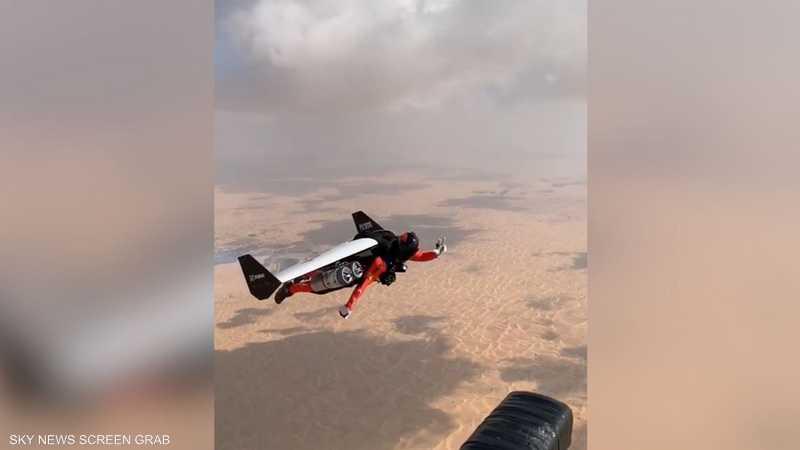 """بالفيديو.. ولي عهد دبي يحلّق برداء """"الرجل الحديدي"""" 1-1227326.JPG"""