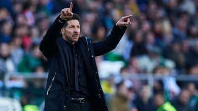 """أتلتيكو مدريد.. """"القائد الأرجنتيني"""" سيستمر"""